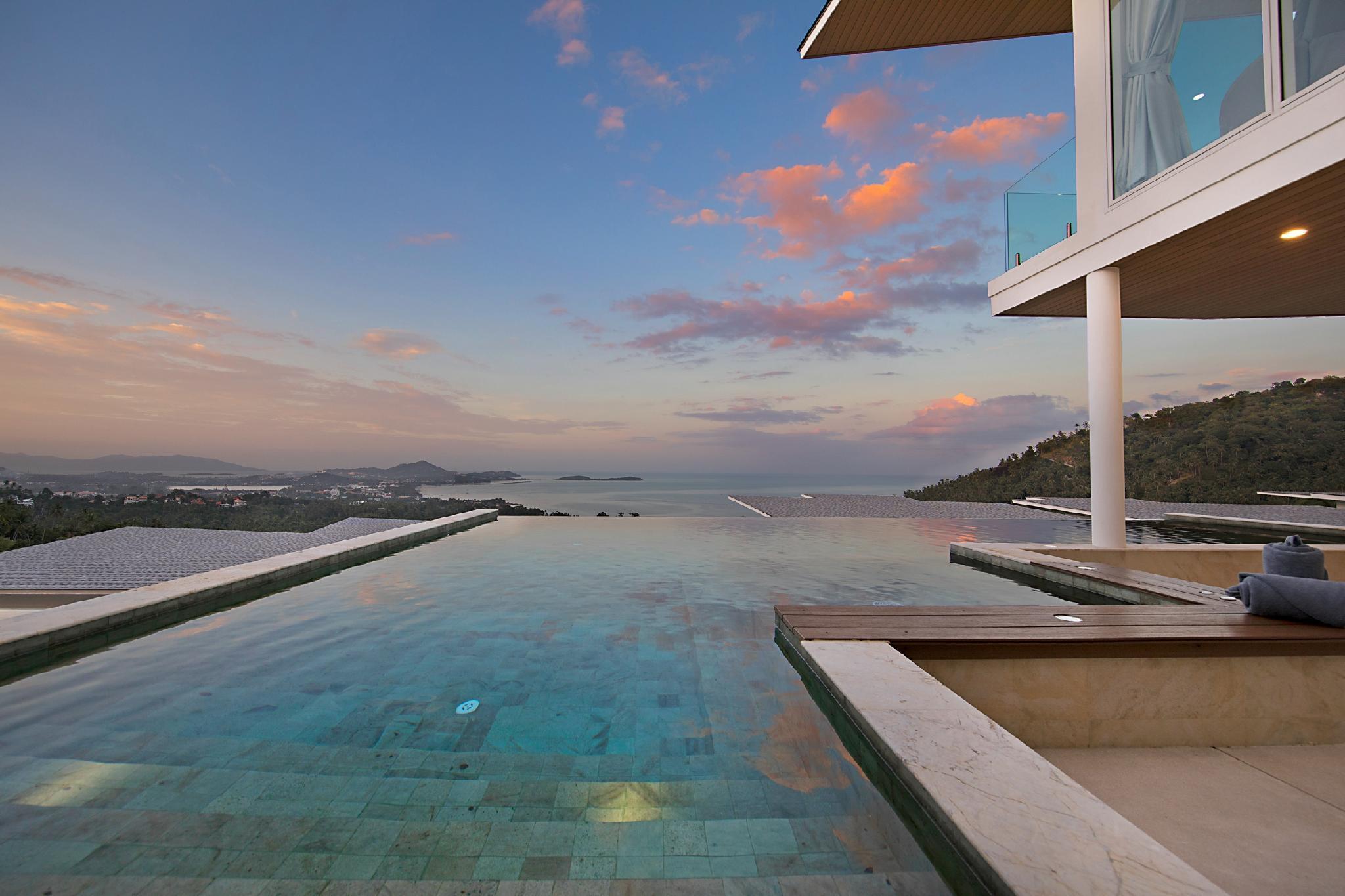 Fairyland Villa  3 BR Sea Views And Private Pool A10