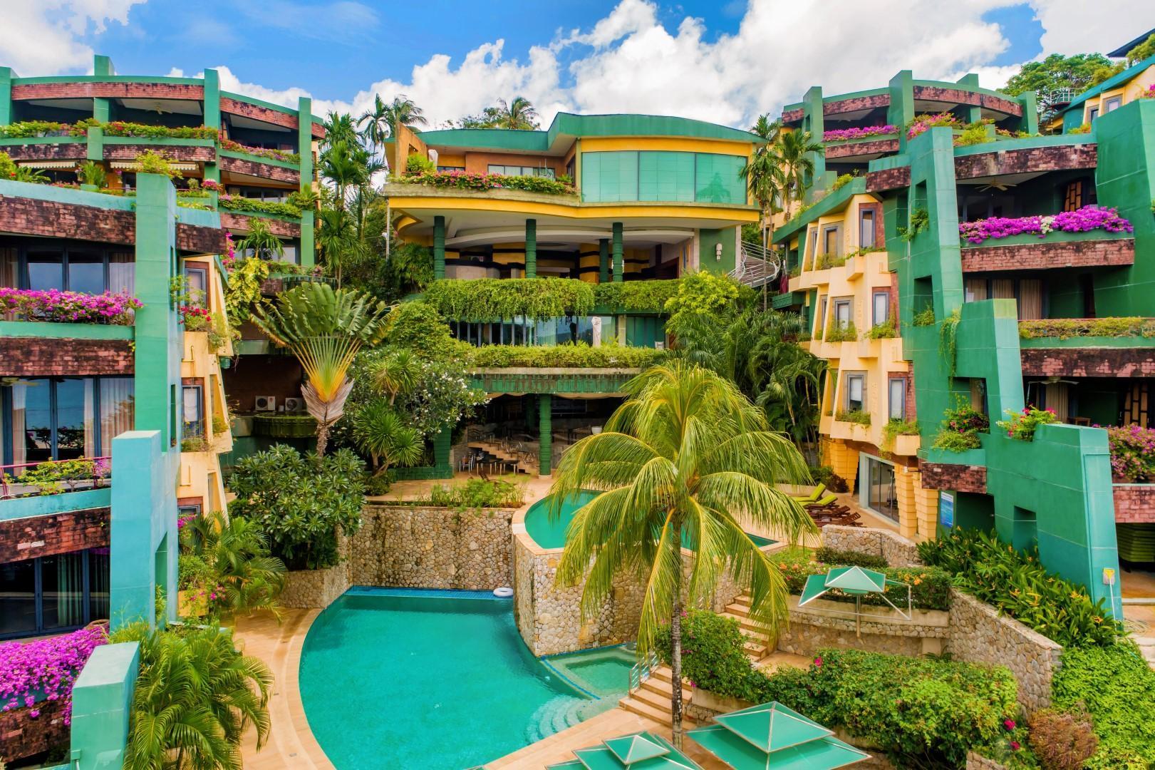 Aspasia Kata Luxury Resort Apartment
