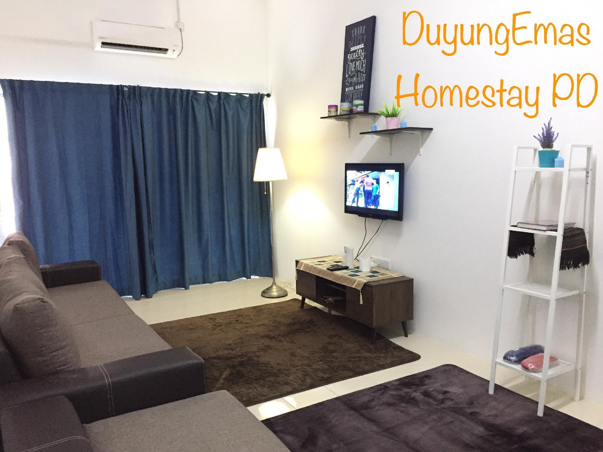 DuyungEmas Homestay Port Dickson