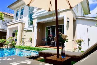 [スワンナプーム国際空港]ヴィラ(200m2)| 3ベッドルーム/2バスルーム 15mins Suvarnabhumi Private Pool Villa 3 bedrooms
