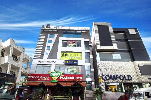FabHotel 4 Seasons Silk Board Bangalore