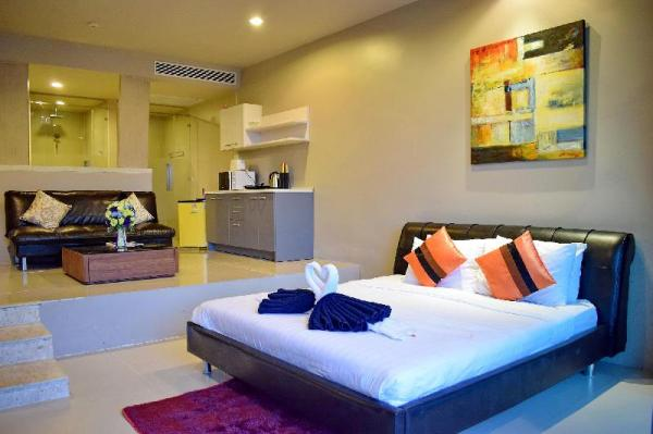 Studio Pool Access Karon Hill - G16 Phuket