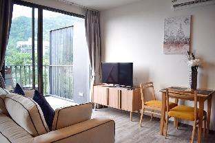[パトン]アパートメント(45m2)  1ベッドルーム/1バスルーム 1 Bedroom Apartment in the center of Patong