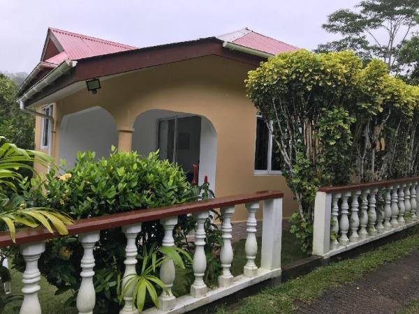 Tropical Garden Self Catering Guest House Seychelles Islands
