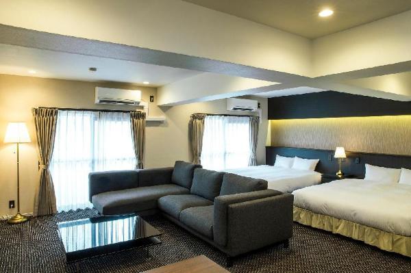 Ookini Hotels Shinsaibashi Nagahori Apartment Osaka