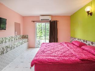 [市内中心部]バンガロー(35m2)| 1ベッドルーム/1バスルーム Na kai rai wan Homestay