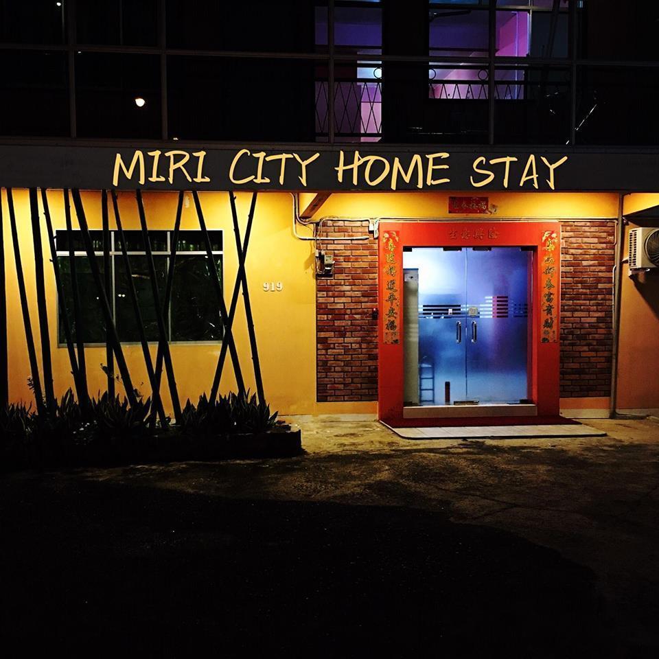 Miri City Homestay Luakbay