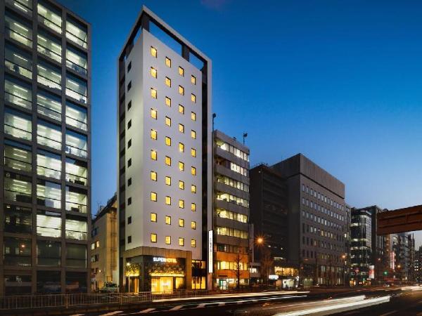 Super Hotel Tokyo-Hamamatsucho Tokyo