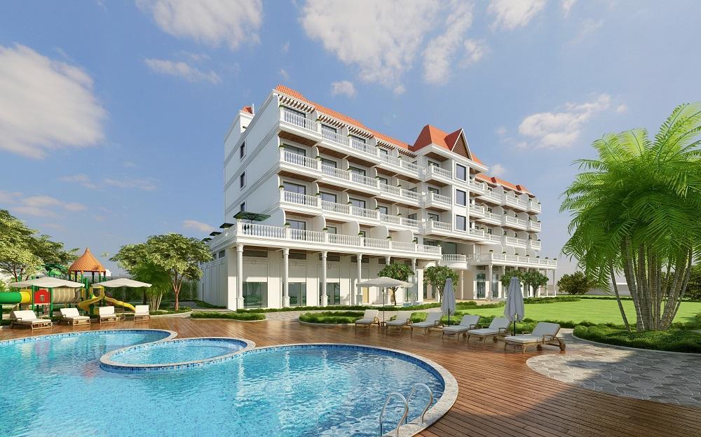 The Fern Sattva Resort Dwarka