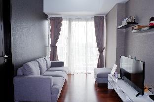 Modern 1BR Casa De Parco Apartment By Travelio Tangerang Kota