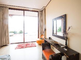 [ウォックトゥム]ヴィラ(400m2)| 5ベッドルーム/6バスルーム 5 Bedroom Sea Front Villa -  Koh Phangan