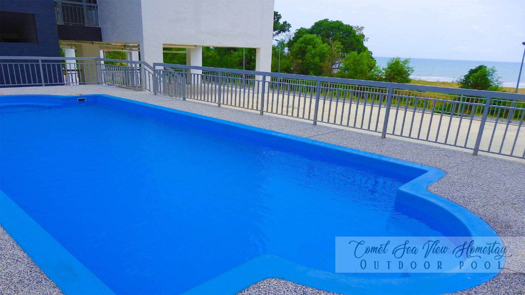 COMEL SEA VIEW HOMESTAY   GUEST HOUSE