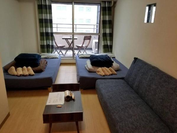 COZY/HUGE Room 5mins walk to Golden Gai Max5ppl Tokyo