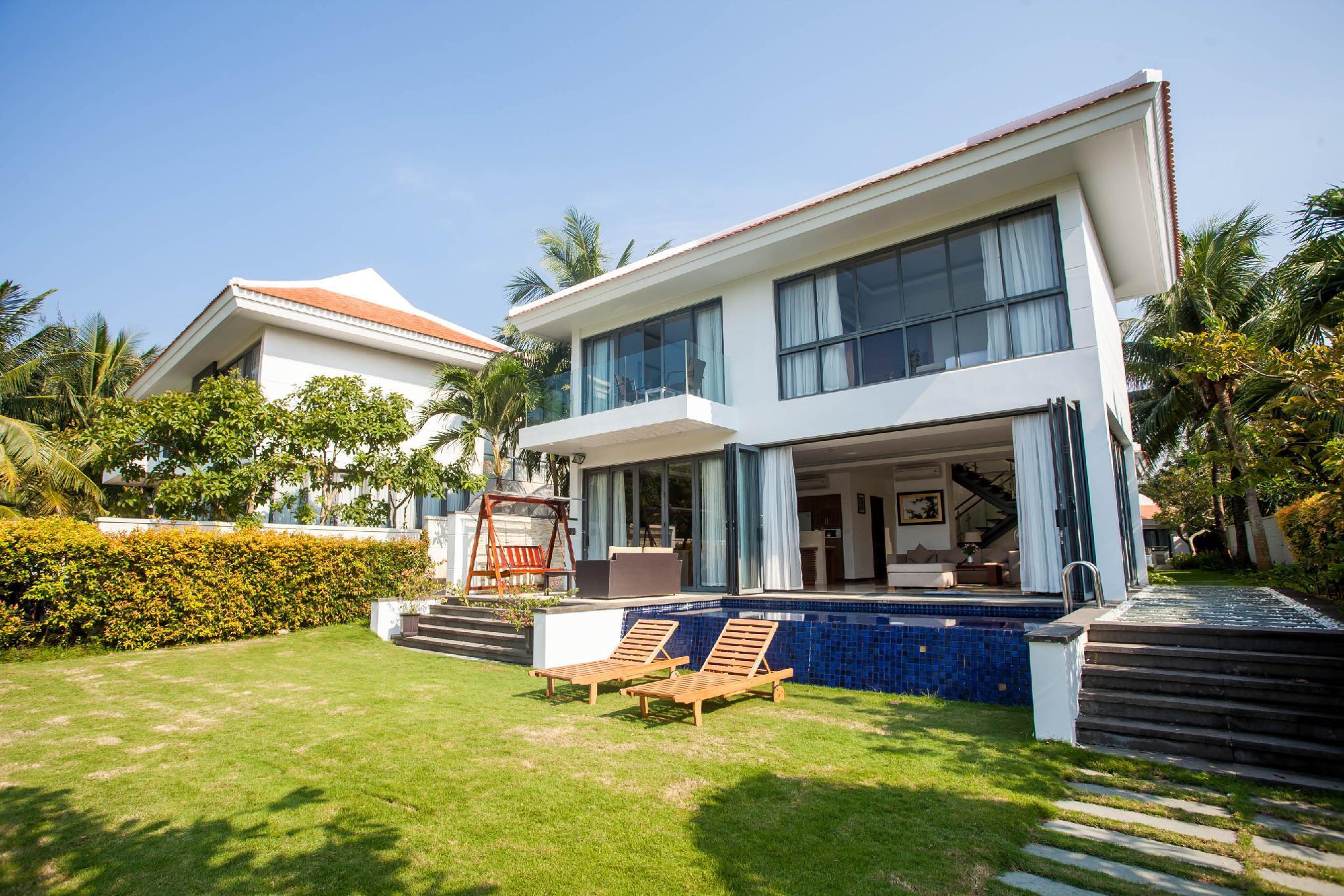 Fantastic Pool Villa In Beach Resort 2BR
