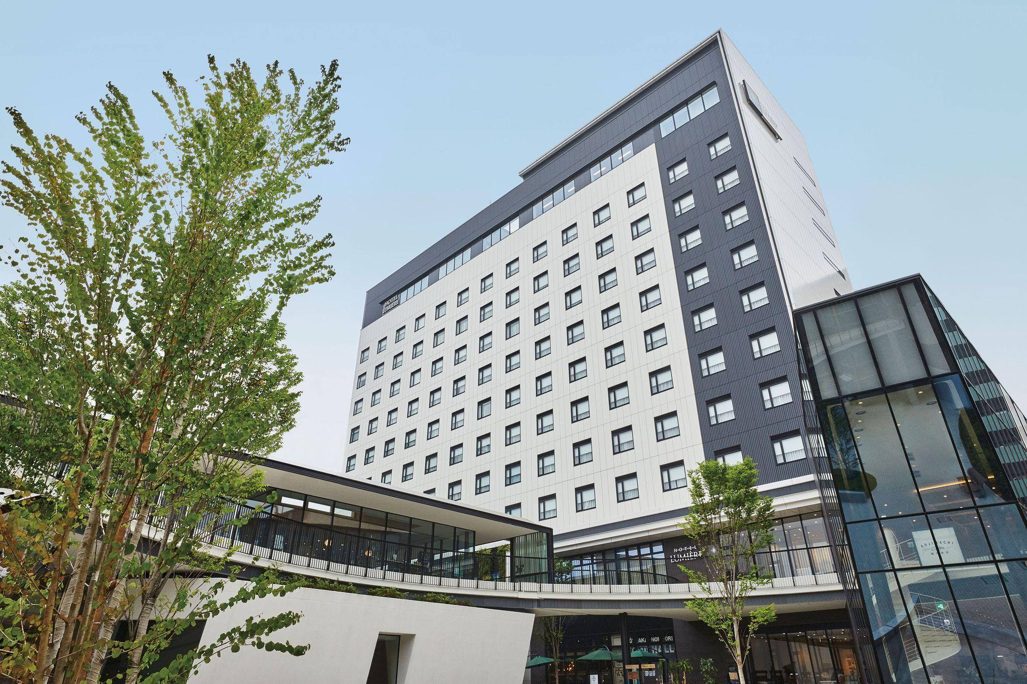 Hotel Lumiere Grande Nagareyamaotakanomori
