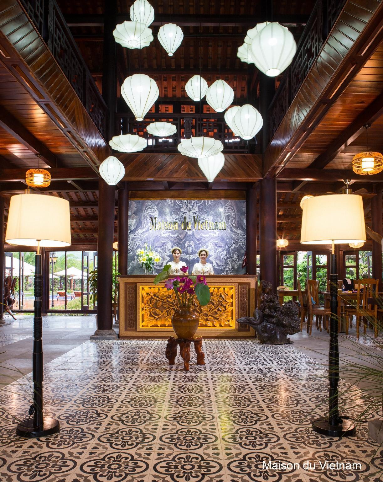 Maison Du Vietnam Resort And Spa