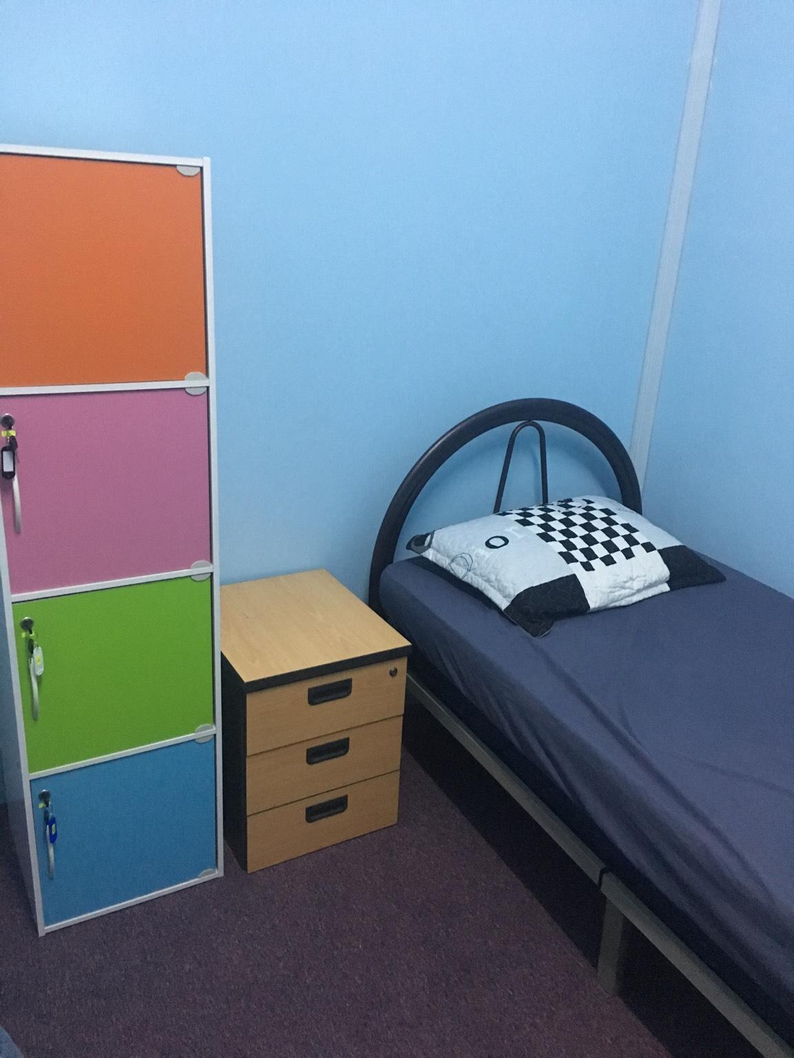 Ali HomeHotel Room 5
