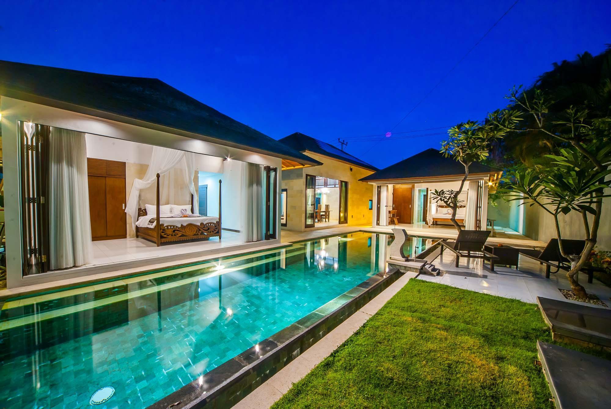 Re Open PROMO 2BR Kaya Villa A Few Min To Beach