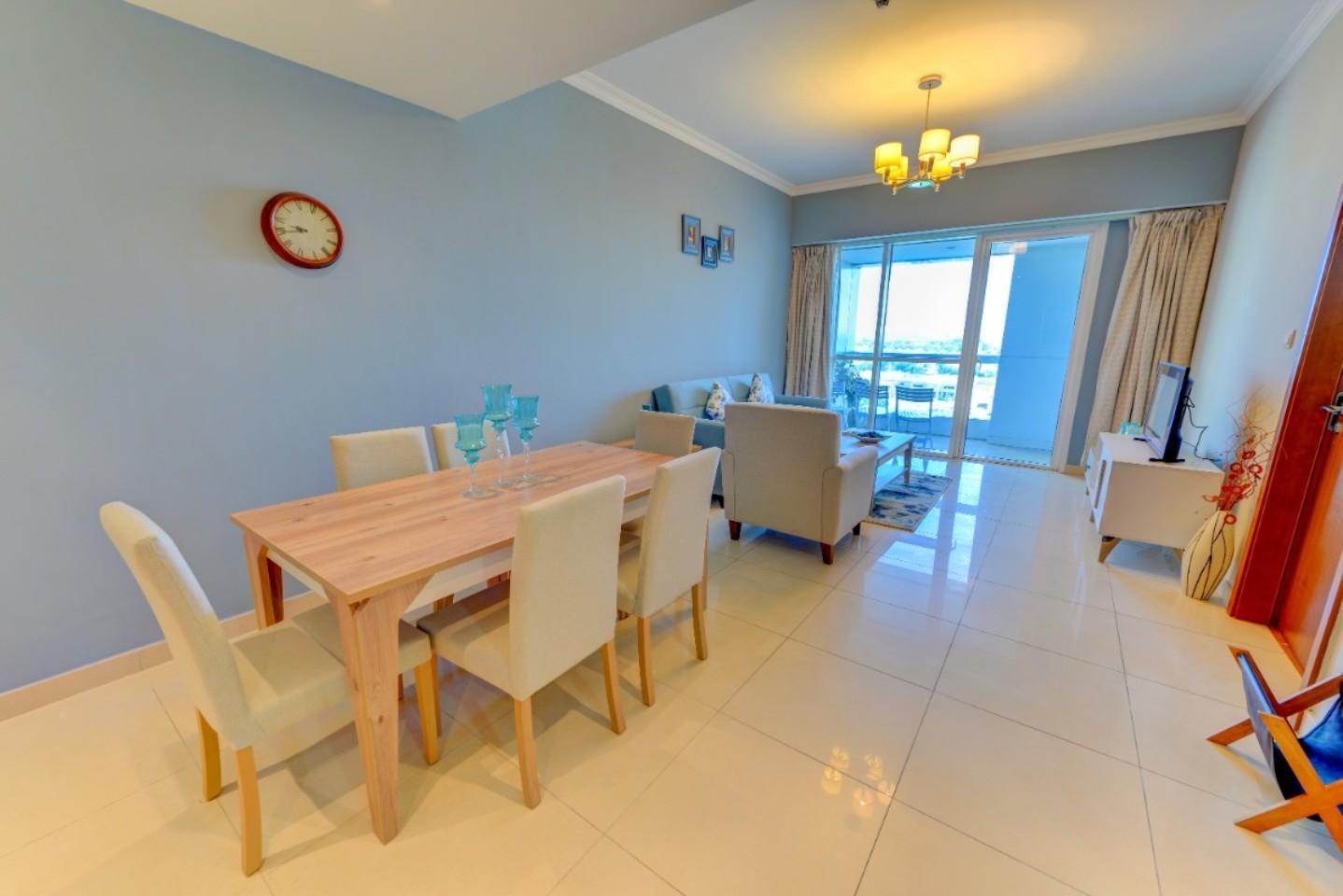 JLT High End Furnished One Bedroom In Saba Tower 3