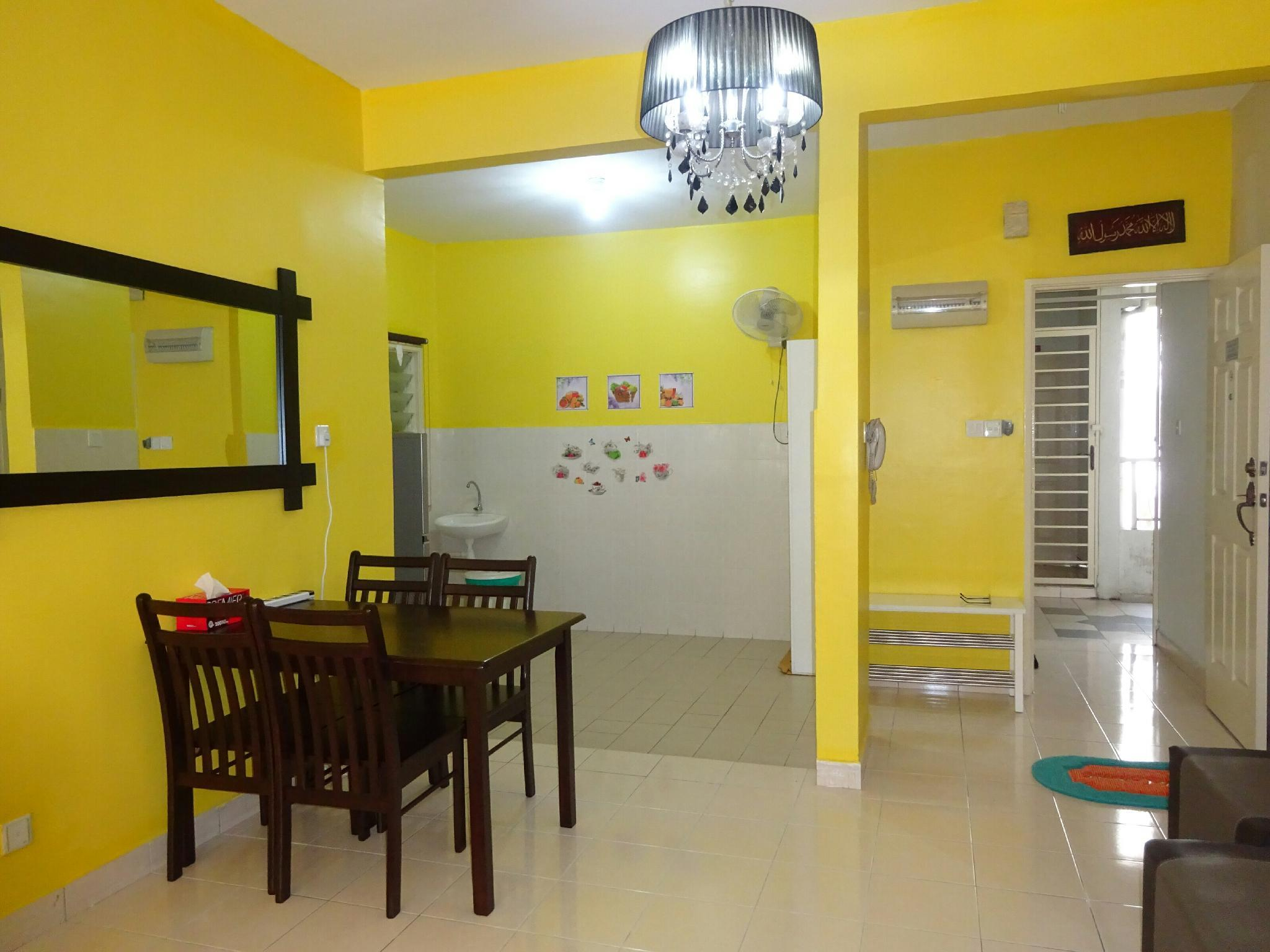 Al Imam's HOMESTAY Apartment Near Sunway Lagoon