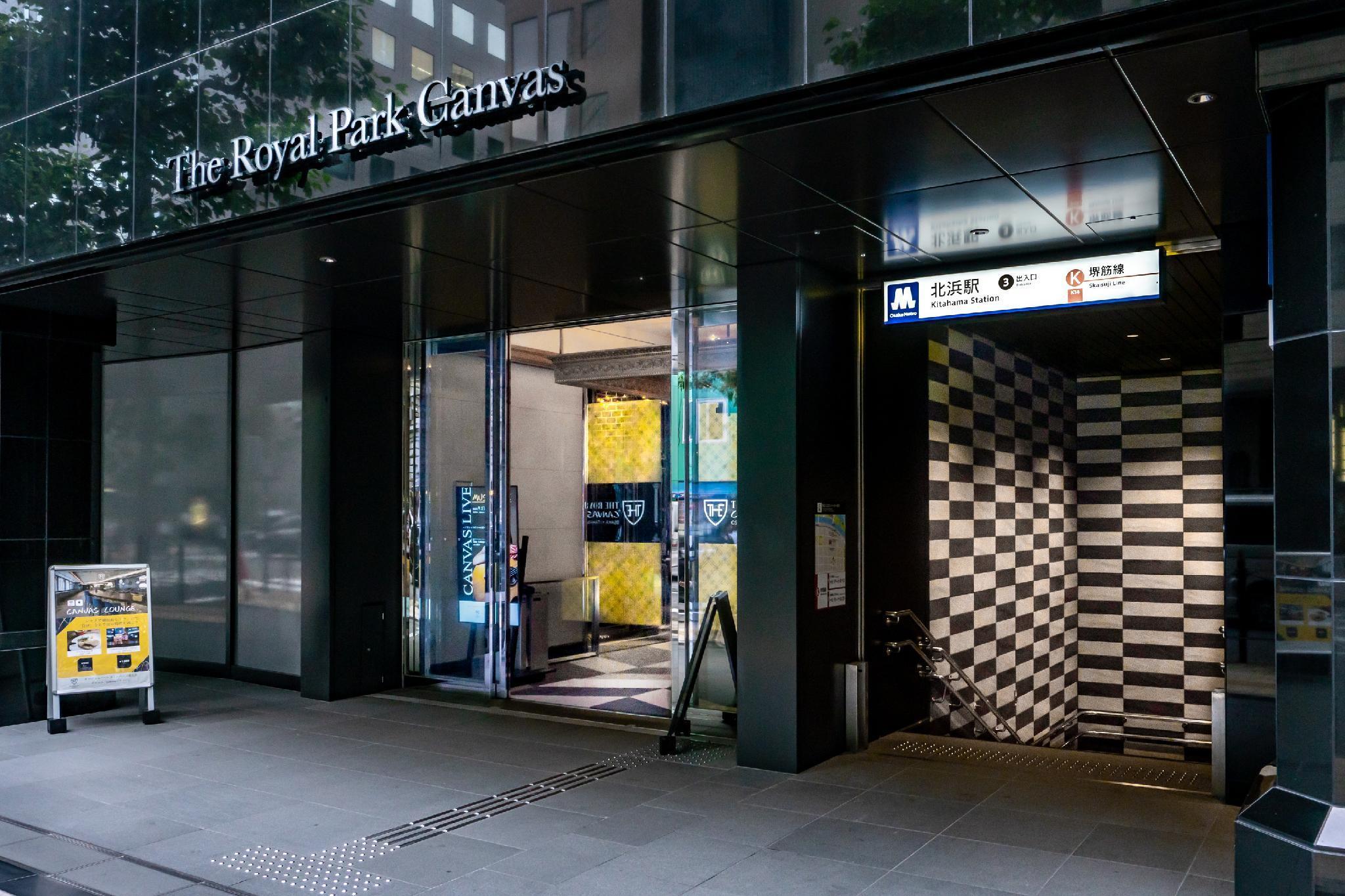 The Royal Park Canvas Osaka Kitahama