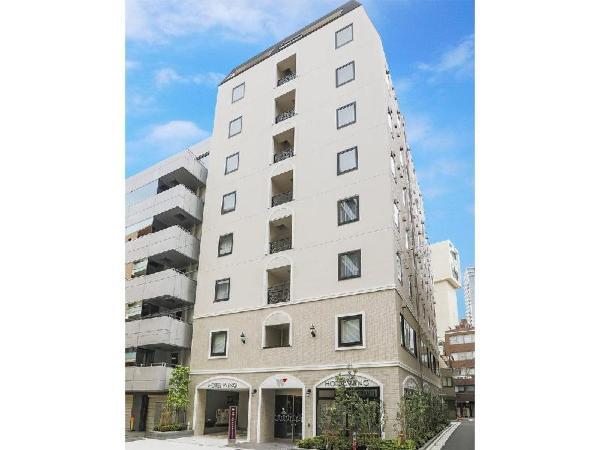Hotel Wing International Shimbashi Onarimon Tokyo