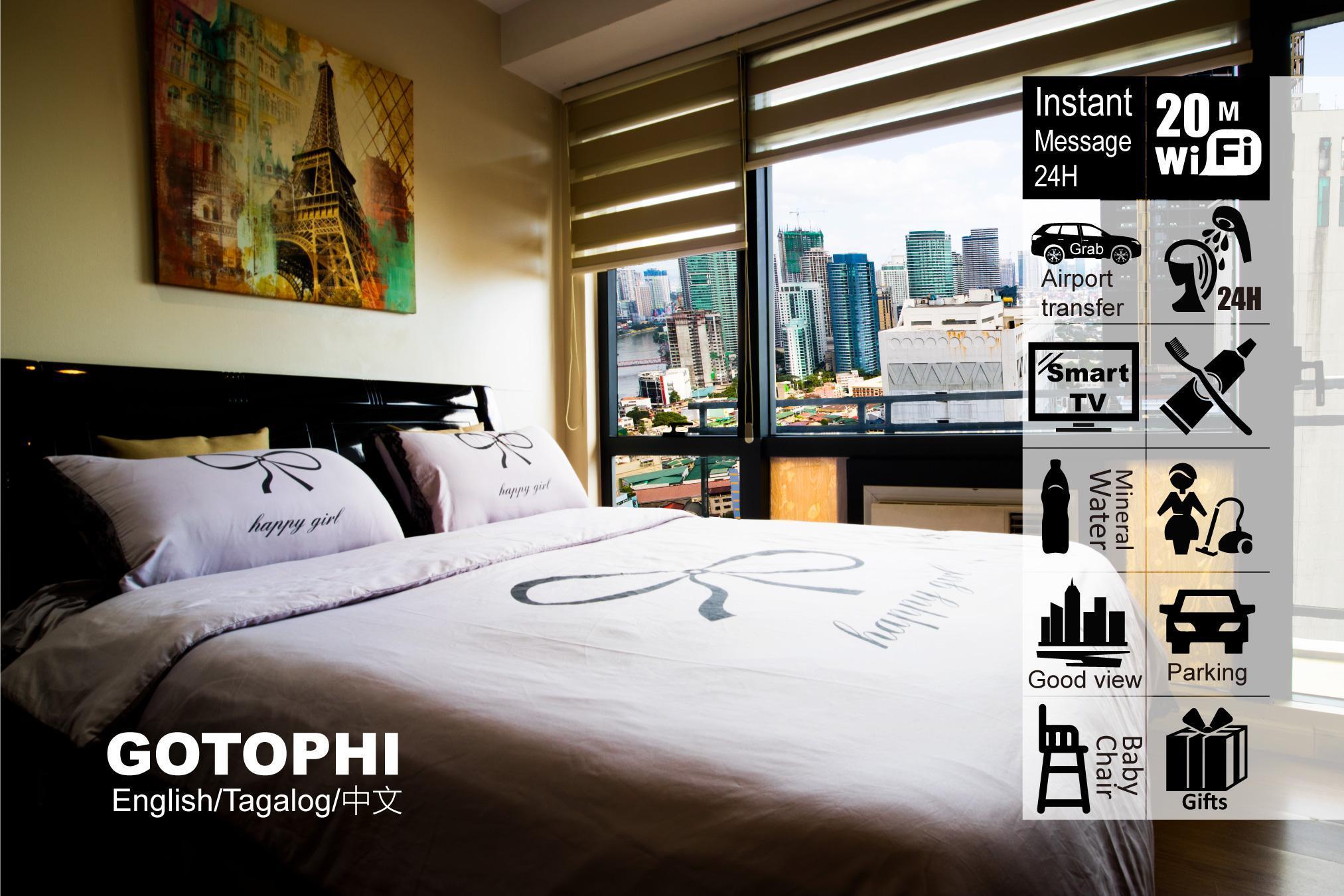 Gotophi Luxurious 5Star hotel Gramercy Makati 3311