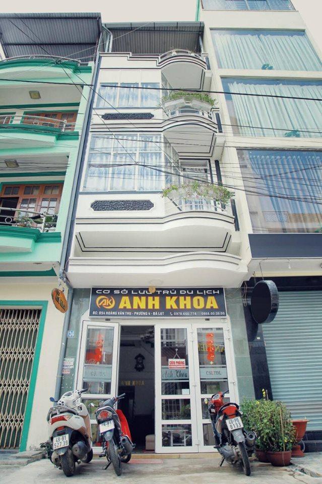 Dalat Anh Khoa Hostel
