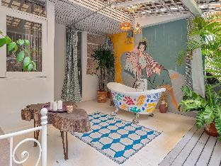 Boho Chic 3 bedroom in the center of BKK บ้านเดี่ยว 3 ห้องนอน 3 ห้องน้ำส่วนตัว ขนาด 190 ตร.ม. – สุขุมวิท