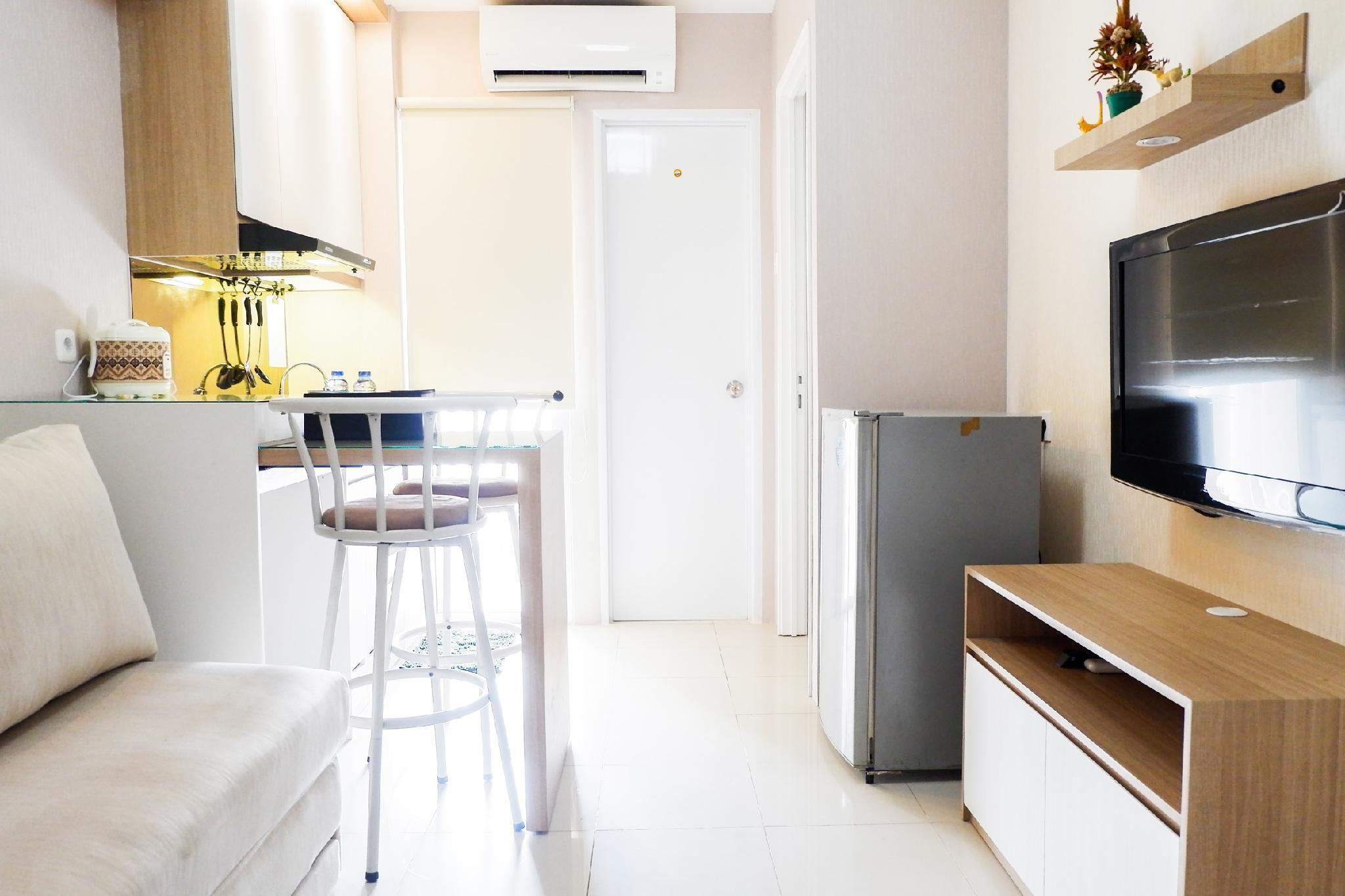 Comfy Design 2BR Bassura City Apt By Travelio