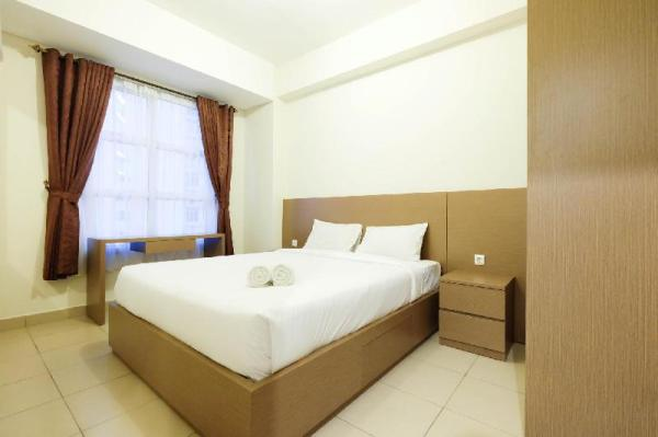 Cozy and Spacious 1BR Saveria Apt By Travelio Tangerang