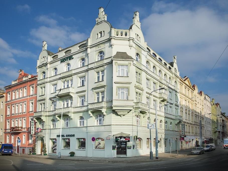 Union Hotel Prague
