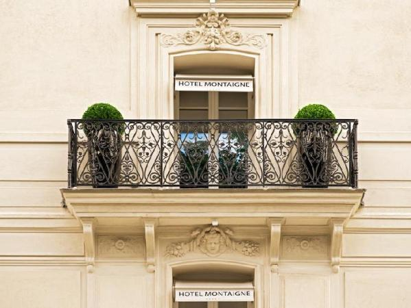 Hotel Montaigne Paris