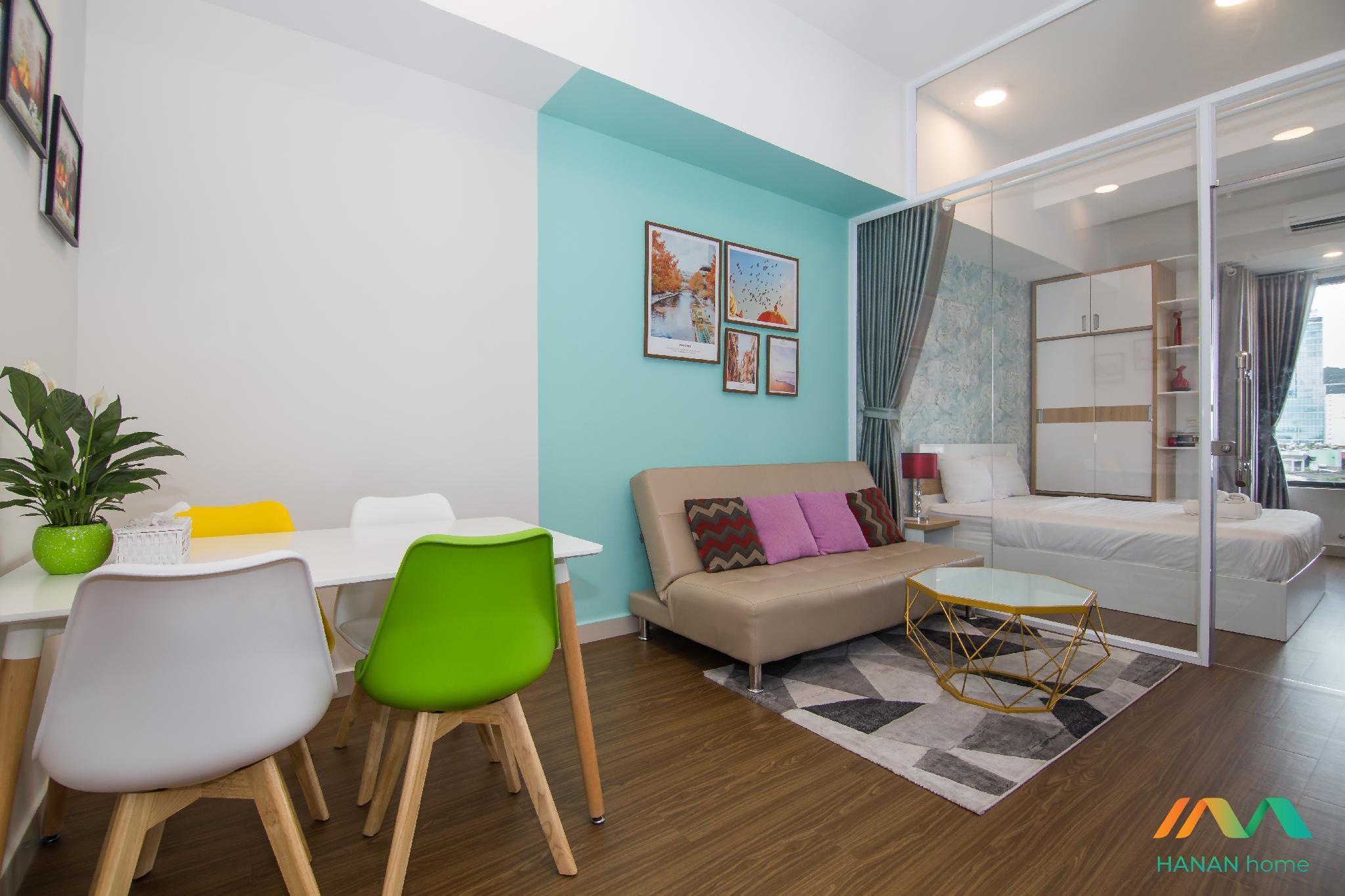 HANAN 1 BR Apartment At Saigon Downtown