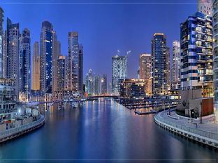 Dubai Apartments - Marina - ARY Marina View