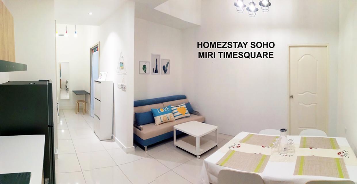 HomezStay Soho Miri Timesquare