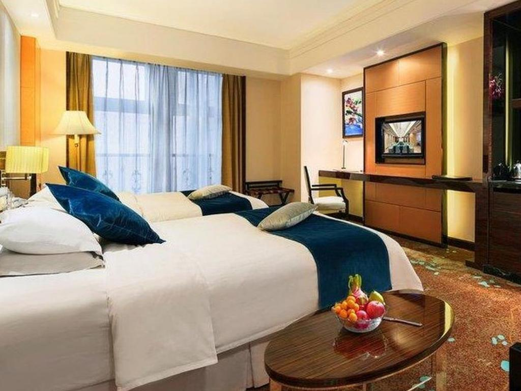 7 Days Premium Hotel Chengdu Yanshi Kou Branch Chengdu Water Hotel Penginapan Tempah Sekarang