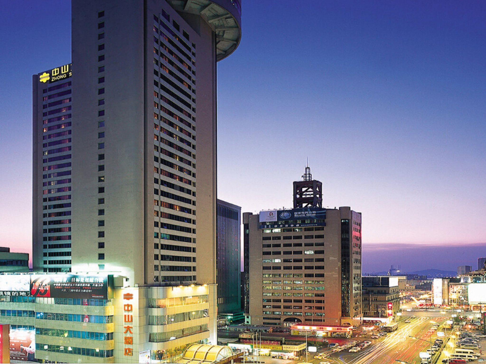 Dalian Zhongshan Hotel
