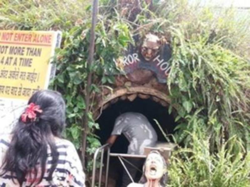 Sherbaug Theme Park & Luxury Tents