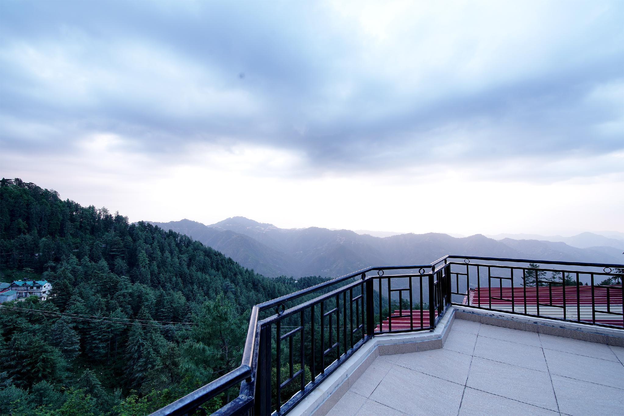Great Mountainous View Cottages At MASHOBRA