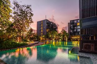 D187 - Large apartment in heart of Patong, 2 pools and gym - 10561668