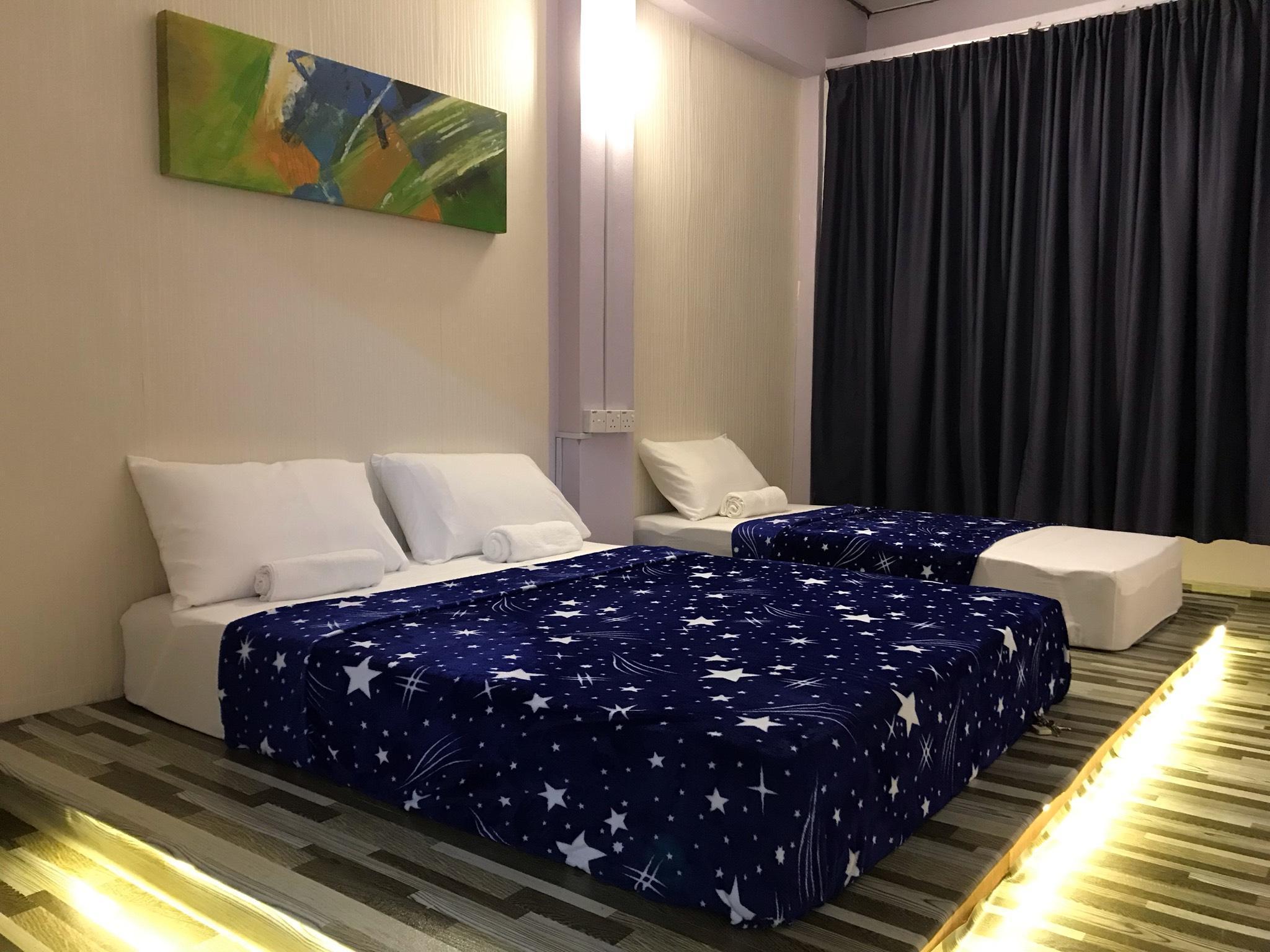 Lunas DIY Homestay  3 Pax Bigger Space