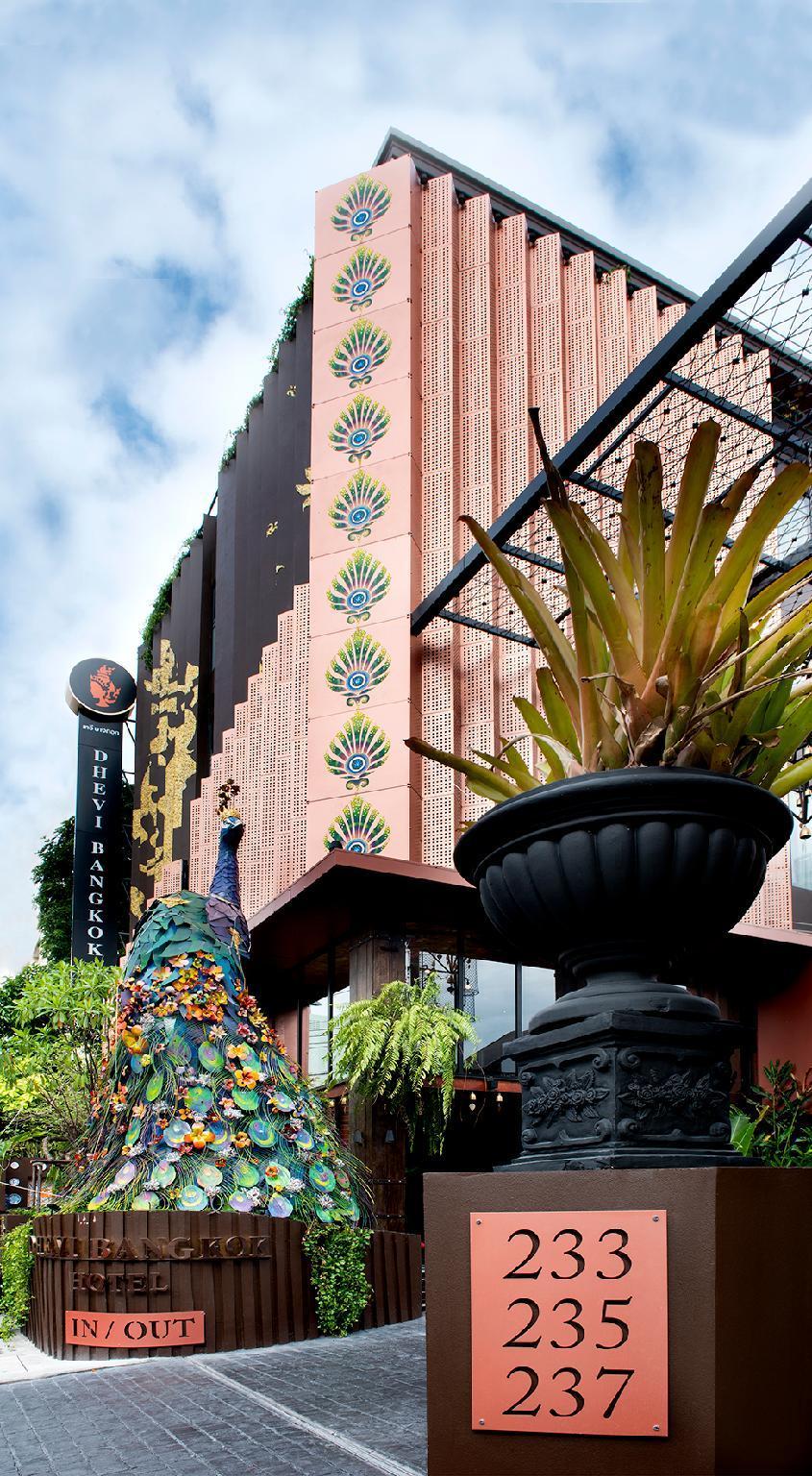 Dhevi Bangkok Hotel
