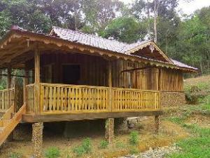 Batu Kapal Jungle Houses