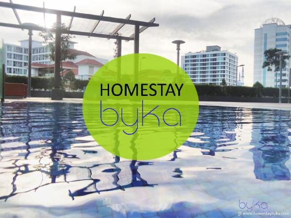 BYKA 1 Bedroom Vacation Home - Vista Alam Suite Shah Alam