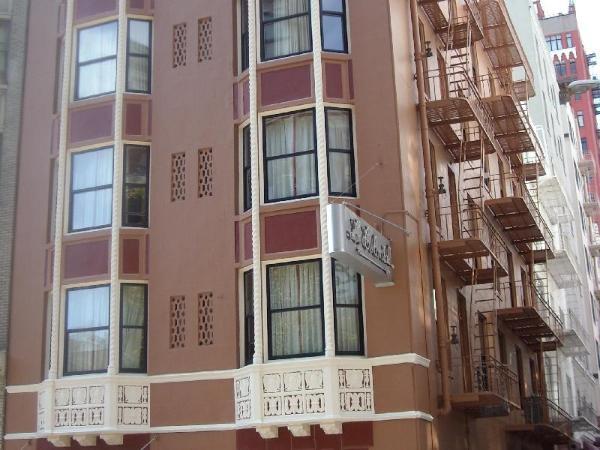 Taylor Hotel San Francisco San Francisco