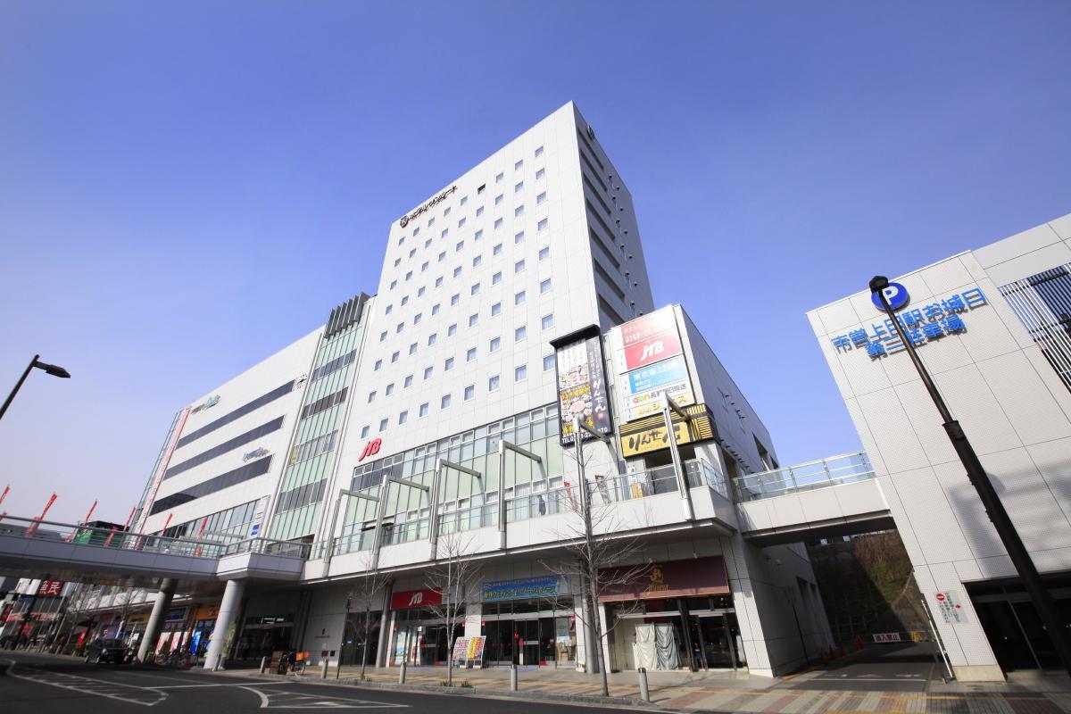 Sotetsu Fresa Inn Nagano-Uedaekimae