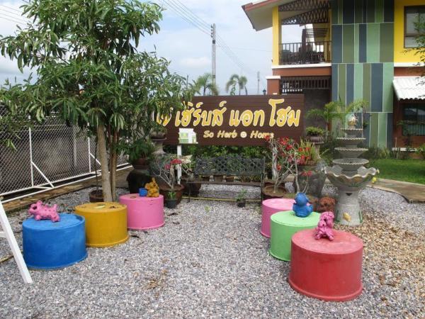 So Herbs at Home Chiang Rai