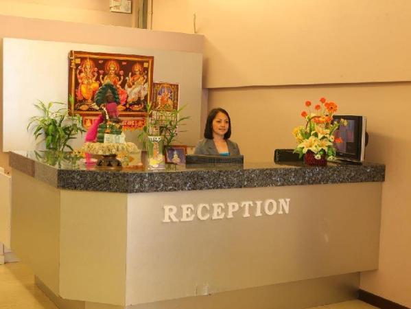 Tara Monte Hotel Pratunam Bangkok
