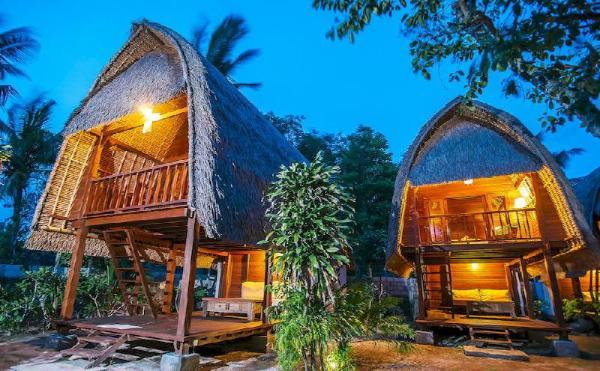 Sukanusa Luxury Huts Bali